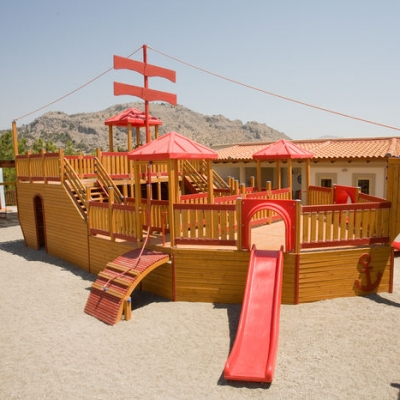 Lindos Imperial resort & suite SeaClub